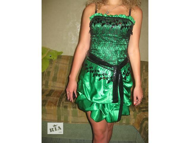 продам продам вечерне-выпускное платье бу в Кременчуге
