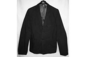 Пиджак Мужской H&M Размер:46 классический чёрный новый
