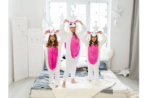 Пижама Кигурумы & laquo; Единорог малиновый & raquo; | Кигуруми для детей и взрослых