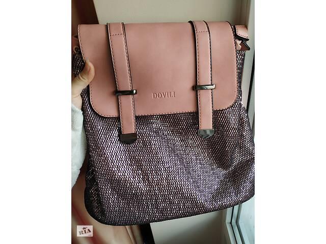Распродажа Fashion bag Новый розовый и тёмно-синий рюкзак