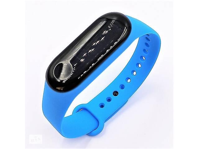 продам Ремешок для фитнес браслета Xiaomi Mi Band 3 и 4 Blue бу в Запорожье