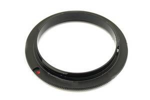 Реверсивный макро адаптер Sony AF 52мм, кольцо