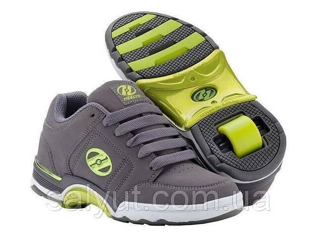 купить бу Роликовые кроссовки Heelys Chrome 7893 в Львове
