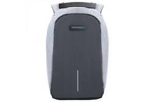 """Рюкзак для ноутбука Grand-X 15,6"""" Grey (RS-525)"""
