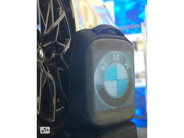 продам Рюкзак для ноутбука с LED-экраном бу в Мукачевому