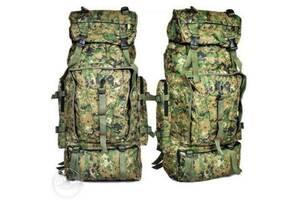 Рюкзак, комуфляжний, туристичний, військовий, великий, місткий, на, 90 літрів, якісний