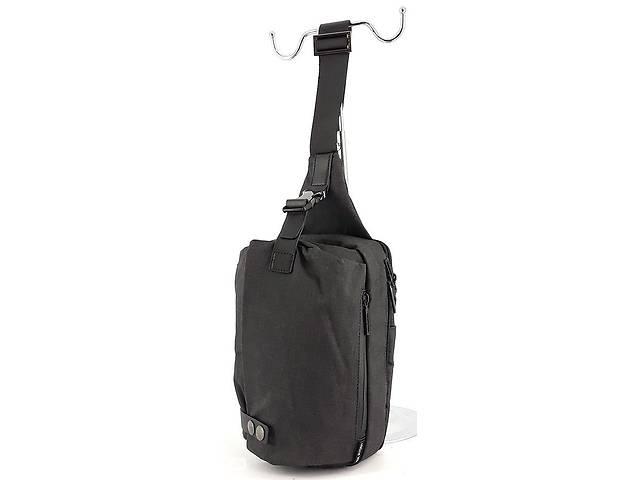купить бу Рюкзак на одно плечо Mark Ryden Mini Seoul, 10 л, черный в Киеве
