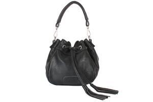 Саквояж (ридикюль) Laskara Женская сумка из качественного кожезаменителя  LASKARA LK10195-black
