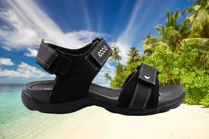 Сандали кожаные летние ECCO для подростков