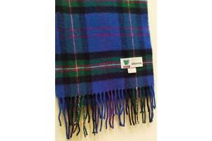 Шарф Jonstons 100% шерсть (Lambswool). Сделано в Шотландии. Новый