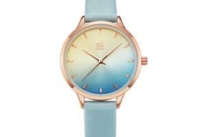 Shengke Женские часы Shengke Touch Blue