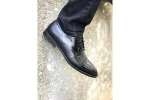 Шкіряні чоловічі туфлі-стиль та комфорт