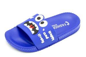 Шлепанцы Plazzo 30 (19 см) Синий (3049-22 d-blue 30 (19 см))