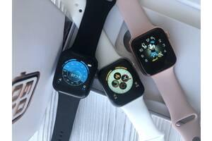 Смарт годинник Apple Watch 4 iwo 12 Нова модель Два ремінця Люкс копія