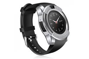 Смарт-часы Kronos Smart Watch GSM Camera V8 (gr_008681)