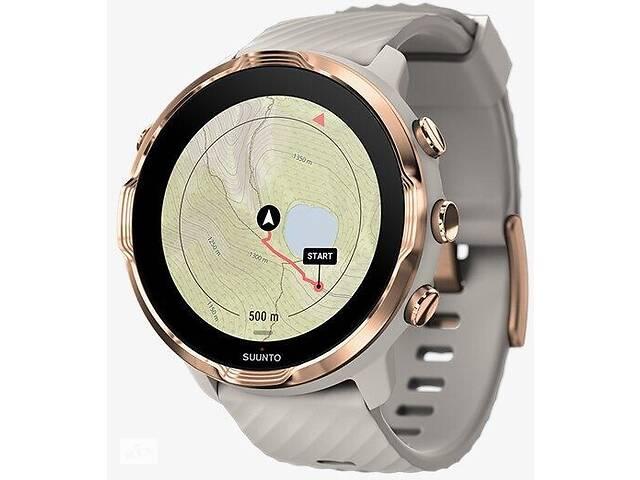 бу Смарт-часы Suunto 7 Sandstone Rosegold (ss050381000) в Киеве