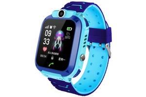 Смарт-часы UWatch Q12 Kid smart watch Blue (F_100006)