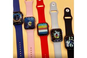 Smart Watch 6S Max 40/42mm FULL Sсreen + наушники AirPods 2 tws White В ПОДАРОК!