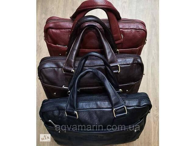 купить бу Стильная мужская сумка в руку и через плечо Lead Hake / LeadHake в Дубні