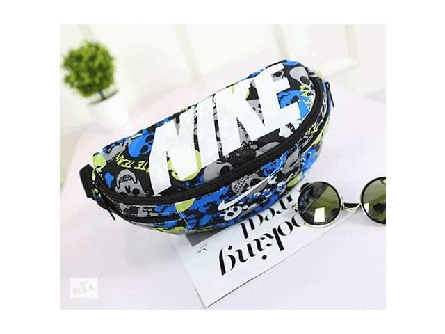 купить бу Сумка на пояс Nike Team Training 143, цветная мульт, реплика в Киеве