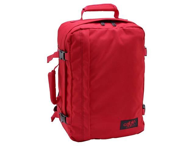 Сумка рюкзак Cabin zero Cz17-1702 красный 36 л- объявление о продаже  в Киеве