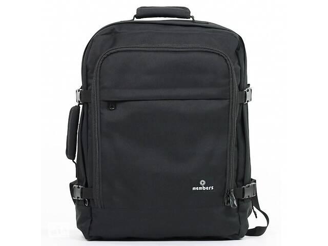 продам Сумка-рюкзак Members Essential On-Board 44 Black бу в Львове