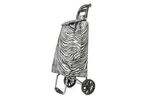 Сумка-тележка Epic City X Shopper Ergo 40 Zebra pc(Swdn)926130