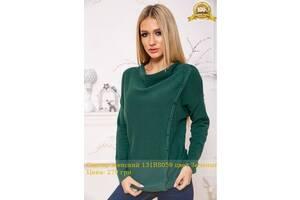 Свитер женский 131R8059 цвет Зеленый