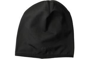 Теплая тонкая шапка Jack Wolfskin Dynamic Beanie Stretchy Performance Fleece Hat Оригинал