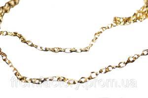 Цепочка металлическая 100см/Ø4мм (золото)
