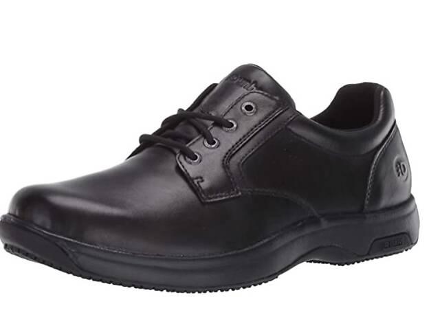Туфлі фірмові шкіряні Dunham (ТУ & ndash; 141) 50 розмір- объявление о продаже  в Херсоні