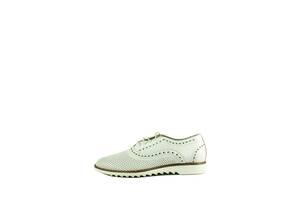 Туфли мужские MIDA 13208-14 белые (44)