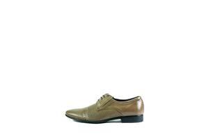 Туфли мужские MIDA 13310-243 коричневые (42)