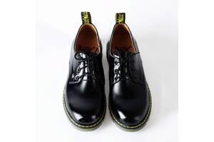 Туфли оксфорды Модний Чобіток Dr Denver 1461  лаковые 38