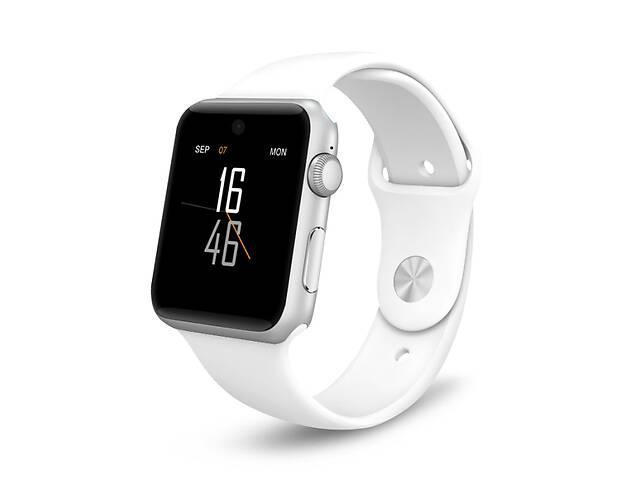 Умные часы Lemfo LF07 DM09 со слотом под SIM карту Белый (swlemlf07wh)- объявление о продаже  в Киеве