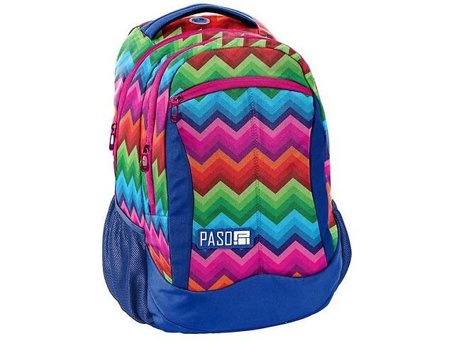 Яркий женский рюкзак PASO 22L, 18-2808ZI16- объявление о продаже  в Киеве