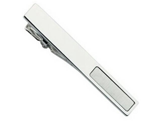 продам Зажим для галстука Dupont Tie Clip Silver бу в Киеве