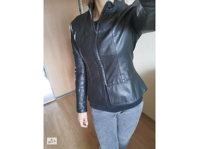 Женская кожаная куртка Bata,размер S - объявление о продаже  в Одессе