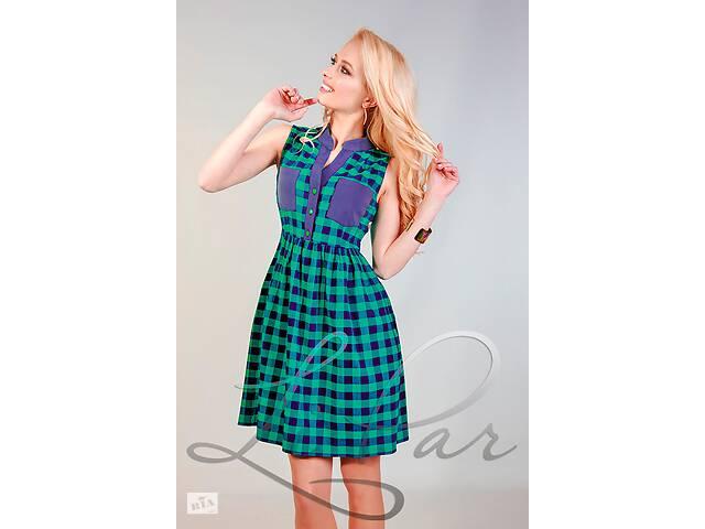 продам Женское платье в клетку Lipar Разные цвета и размеры бу в Харькове