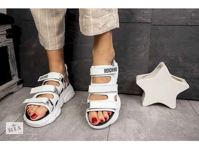 Женские кожаные босоножки Best Vak Moschino - объявление о продаже  в Киеве