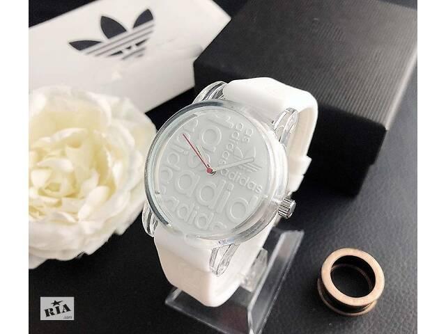 купить бу Женские наручные часы Adidas реплика. Брендовые силиконовые спортивные часы Адидас копия в Днепре (Днепропетровск)