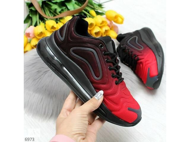 продам Женские текстильные кроссовки в стиле Nike Air 36,37,39-41р код 6973 бу в Ровно
