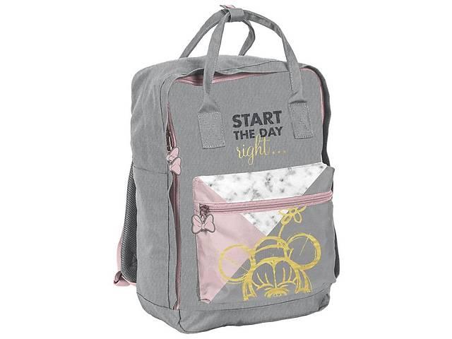 продам Женский городской рюкзак-сумка трансформер 14L Paso серый бу в Киеве