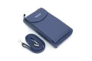 Женский кошелек Baellerry N8591, dark blue