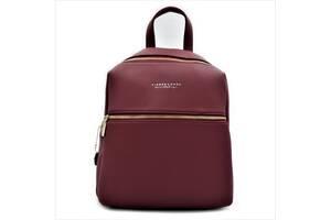 Женский рюкзак Weatro Тёмно-красный (PL931-25-darkred)