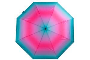 Женский зонт автомат Doppler бирюзовый