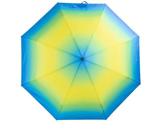 купить бу Женский зонт автомат Doppler синий в Киеве