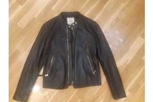 Жіноча шкіряна куртка Mangi