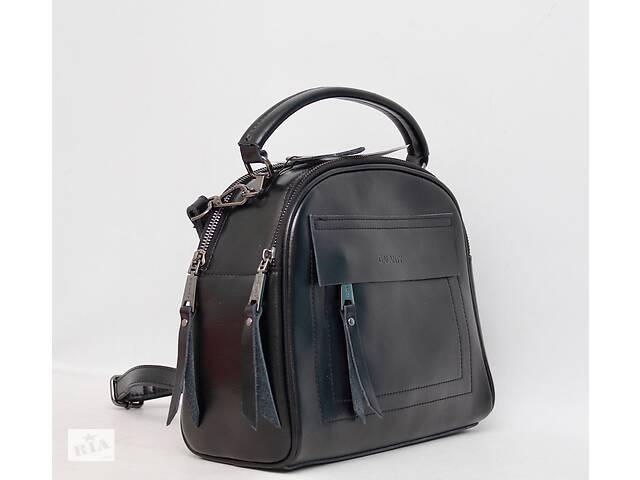 Женская кожаная сумка Galanty из натуральной кожи через плечо- объявление о продаже  в Киеве