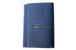 Жіночій гаманець шкіряний Vip Collection 29rs Beverly Hills Синій